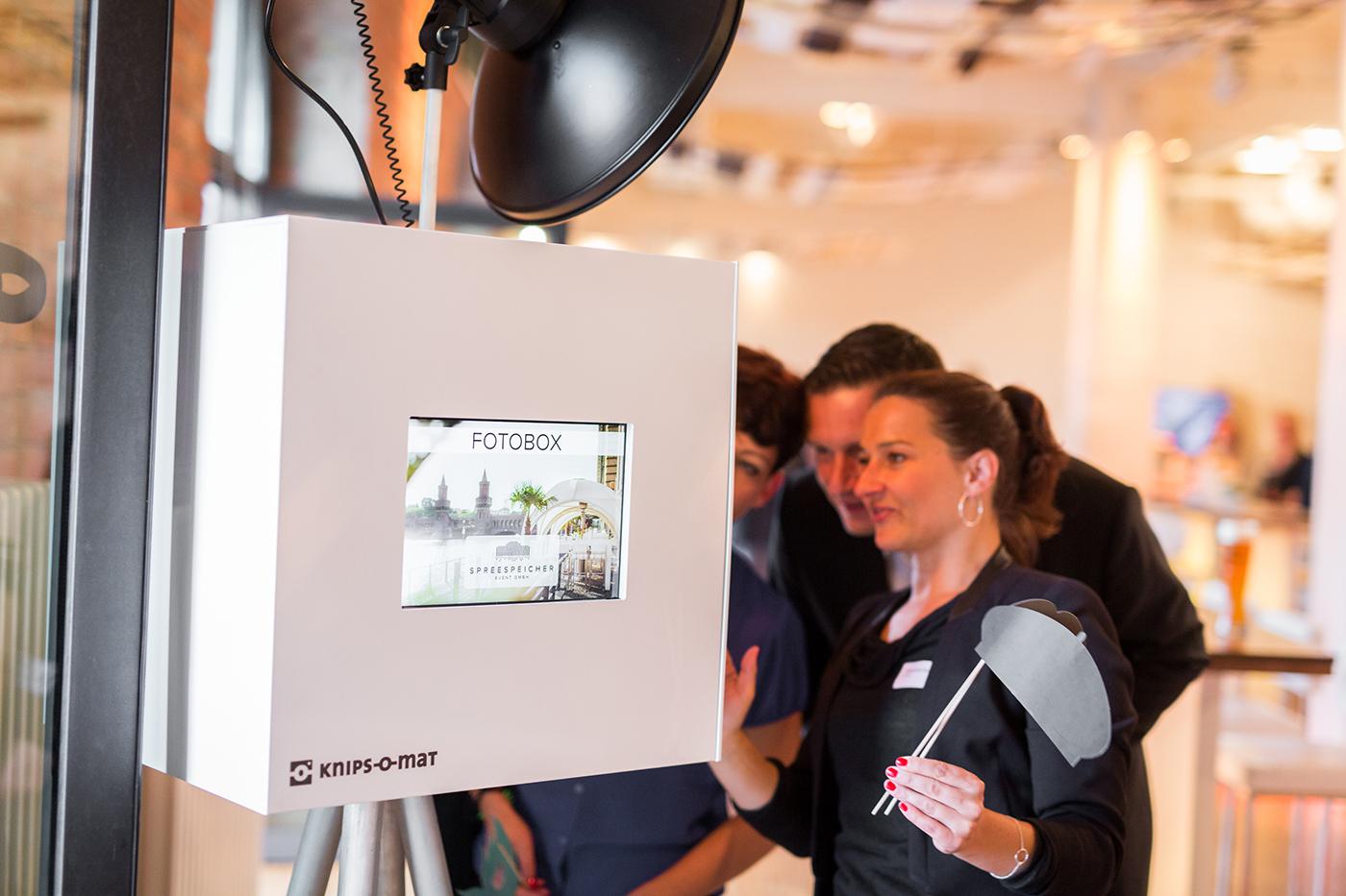 fotobox premium inkl sofortbilderdruck knips o mat. Black Bedroom Furniture Sets. Home Design Ideas